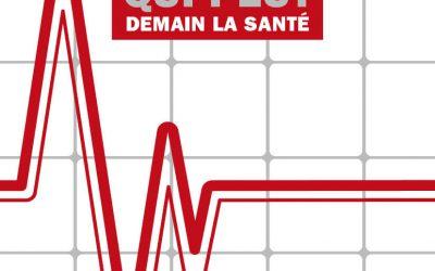 Demain la santé : note de lecture de la librairie Charybde