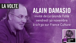 Damasio France Culture