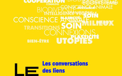 PARIS – PARLEMENT DES LIENS – LE PROGRAMME D'ALain Damasio