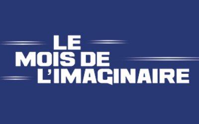 Mois de l'Imaginaire : soirée Catherine Dufour-Alain Damasio