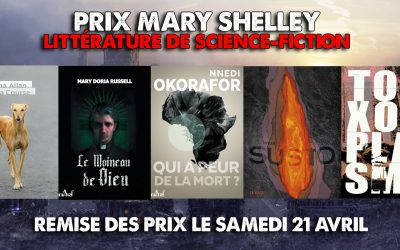 Prix Mary Shelley