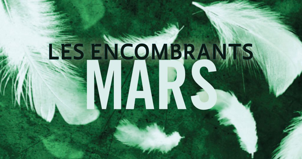 encombrants mars