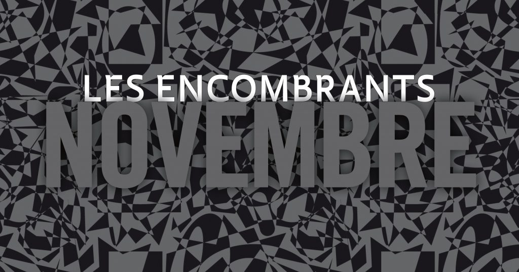 encombrants novembre