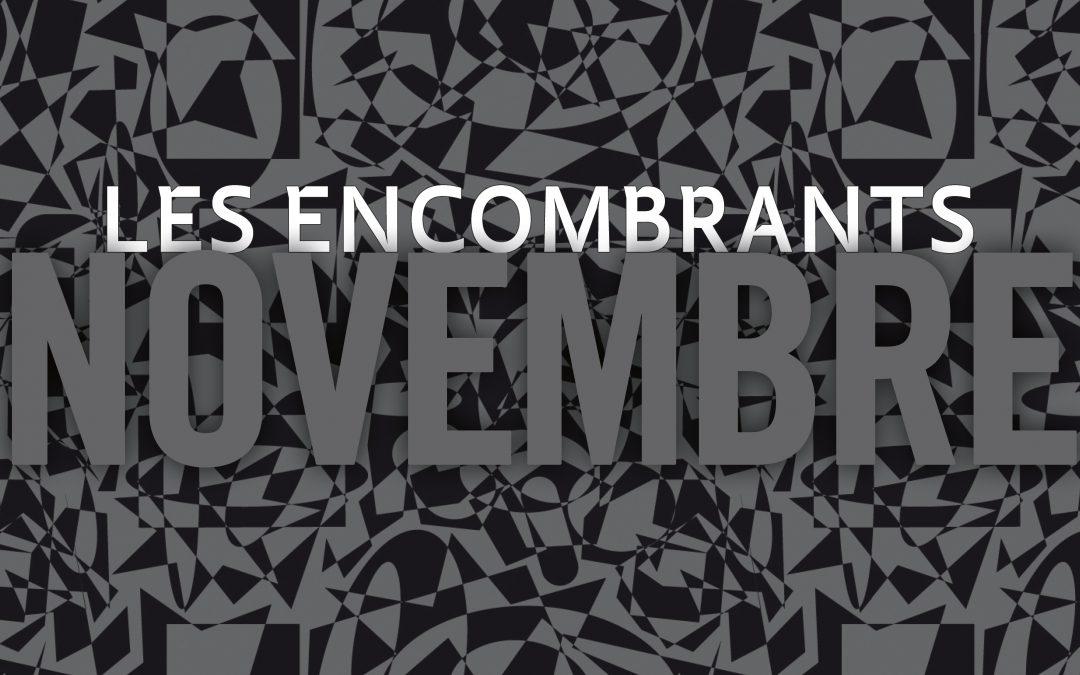 Encombrants de novembre