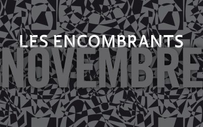 Encombrants de novembre