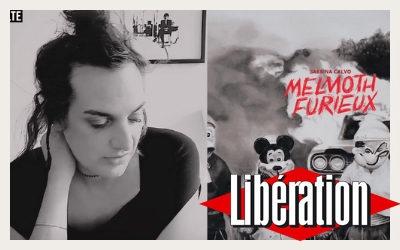 """[ 📰 LA PRESSE DE LA VOLTE] LIBÉ : """"MELMOTH FURIEUX"""", TORNADE À LA COMMUNARDE"""