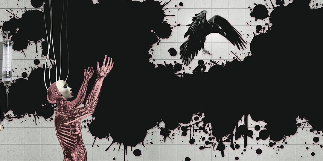 Extrait : L'Enfer des masques de Jacques Barbéri