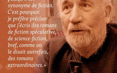 Philippe Curval – Mois de l'imaginaire