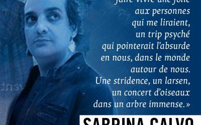 Sabrina Calvo – Mois de l'imaginaire