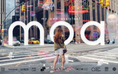 Lancement de MOA, une histoire en réalité augmentée inspirée des Furtifs