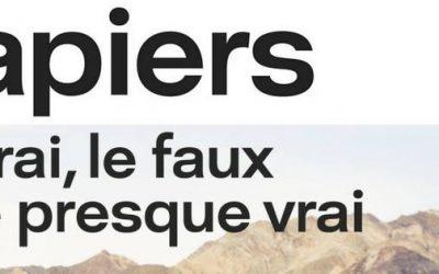 Alain Damasio de la VR au Papier