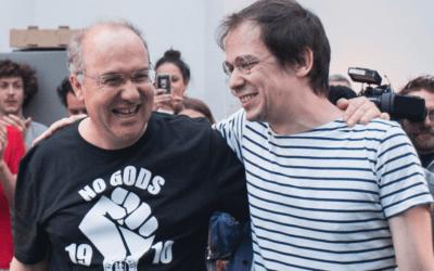 Côté Club par Laurent Goumarre – Alain Damasio et Rone