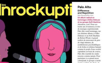 Palo Alto (Jacques Barbéri) dans les Inrocks et Rock & Folk