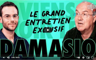 Clément Viktorovitch x Alain Damasio