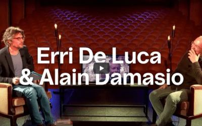 Écouter la Grande rencontre entre Alain Damasio et Erri de Luca