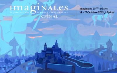14 – 17 Octobre 2021 / Épinal – La Volte aux Imaginales