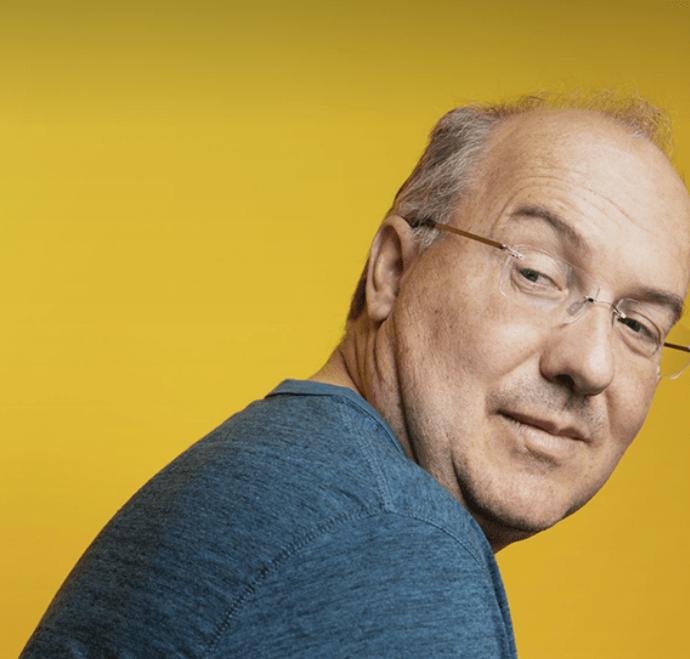 Alain Damasio au Furet de Lille