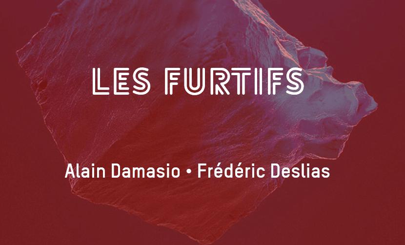 Alain Damasio et Frédéric Deslias au Théâtre de l'Hexagone