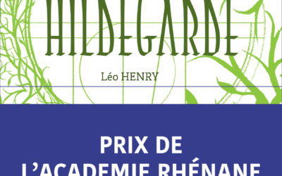 HiLDEGARDE LAURÉATE du Prix de l'académie Rhénane