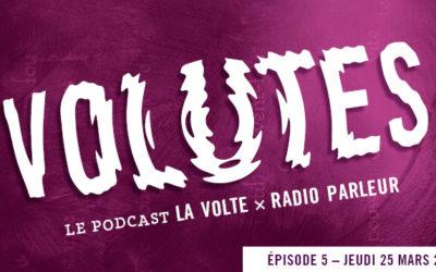 Volutes, le podcast : Langage et incarnation
