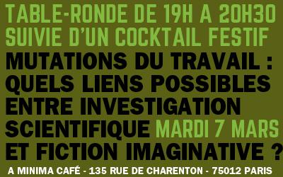 Grande soirée à Paris