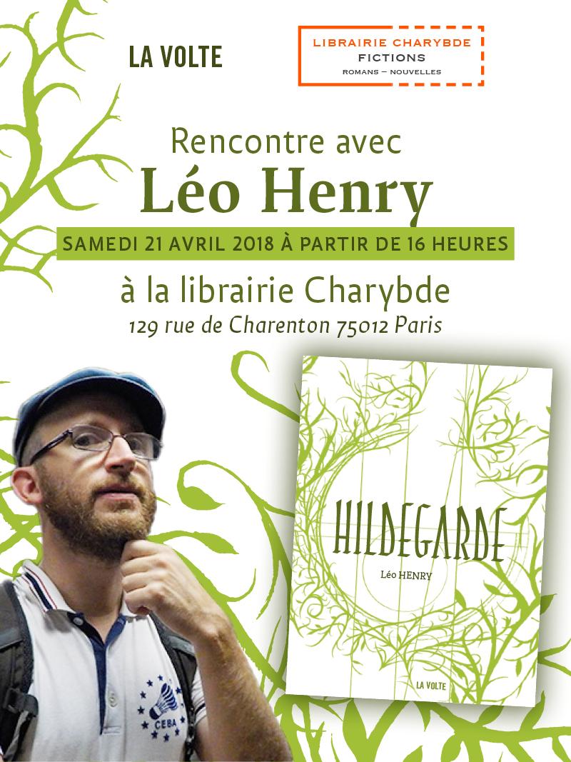 Léo Henry à Paris