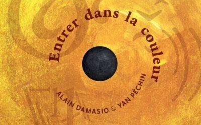 Entrer dans la couleur : Alain damasio et Yan pechin en tournée