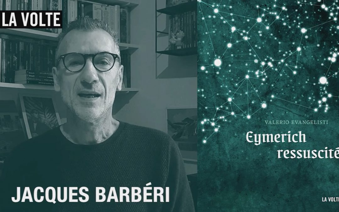 Jacques Barbéri présente Eymerich Ressuscité