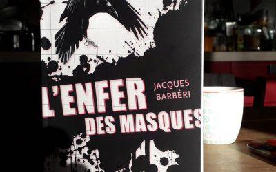 Jacques Barberi finaliste du prix Bob Morane