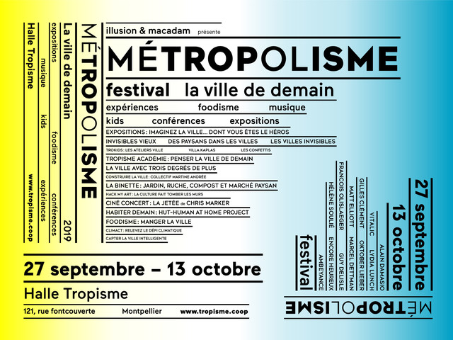 Alain Damasio au festival métropolisme