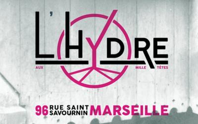 Alain Damasio à Marseille