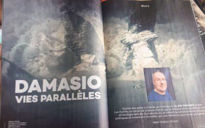Damasio dans les Inrocks