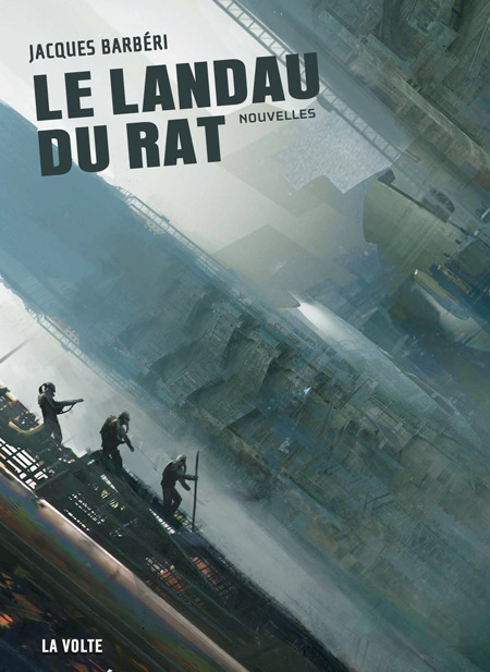 Le landau du rat - Jacques Barbéri