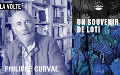 Philippe Curval présente sa novella