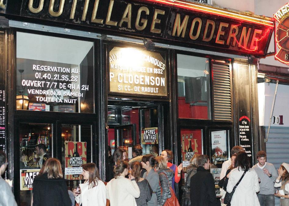 Encombrants parisiens
