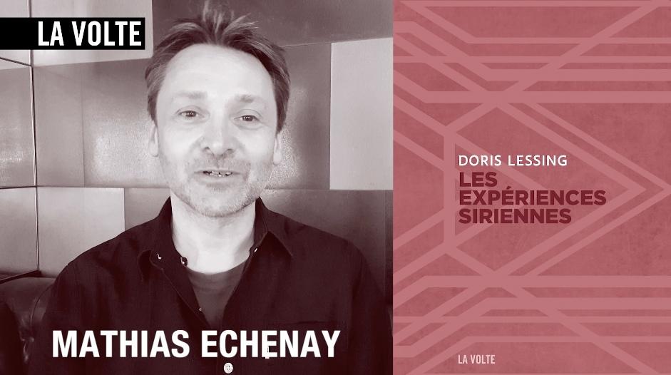 Mathias présente Les Expériences Siriennes