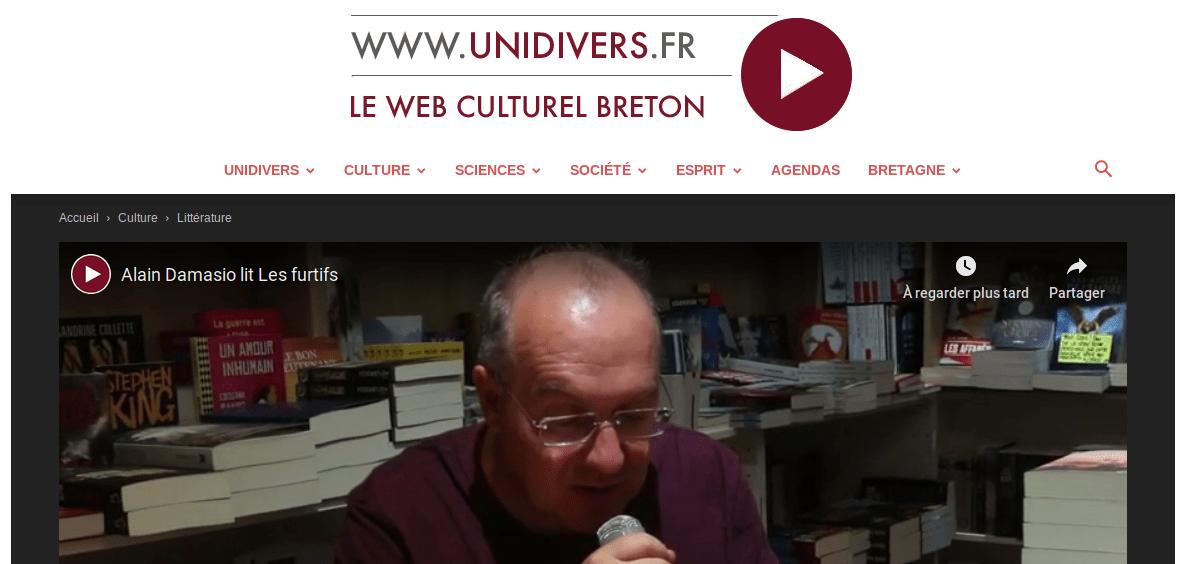 La Volte entre Bretagne et Picardie